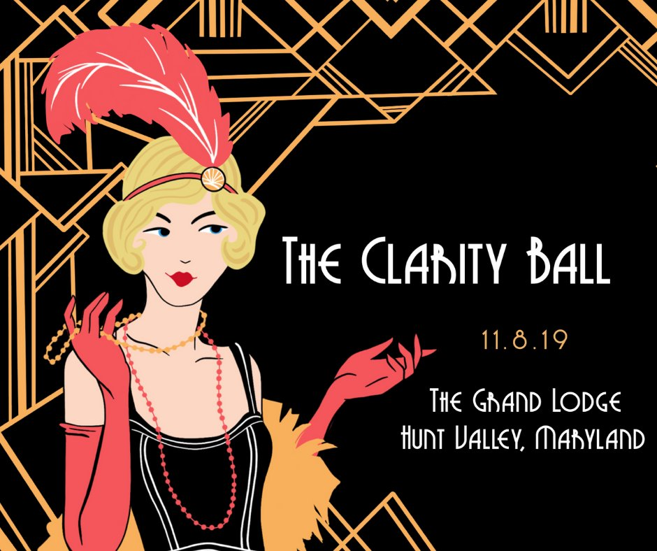 2019 Clarity Ball - The Claire Marie Foundation